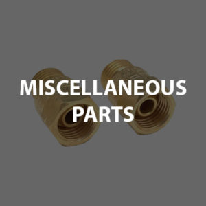 Torch Parts: Miscellaneous
