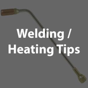 New Welding & Heating Tips
