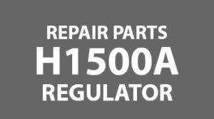 Smith H1500A Series Regulator