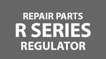 Uniweld R Series Regulator