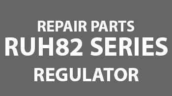 Uniweld RUH82 Series Regulator