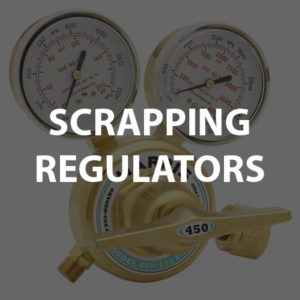 Scrapping Regulators