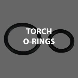 Torch Parts: O-rings