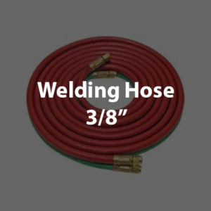 Twin Hoses 3/8""