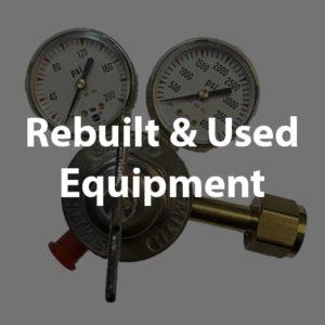 Rebuilt Used Equipment