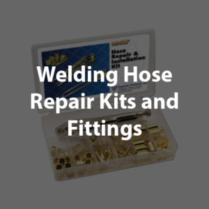 Twin Hose Repair Kits and Fitting